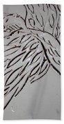 Angel - Tile Beach Towel