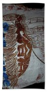 Angel 7 Beach Towel
