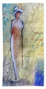 Angel Dust  Beach Towel