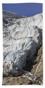 Angel Glacier Beach Towel