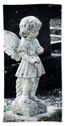 Angel In Roscommon No 3 Beach Towel