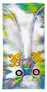 Angelic Healing Beach Towel