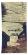 Anglers Beach Towel