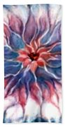 Angora Bloom Beach Towel
