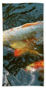 Animal - Fish - Bestow Good Fortune Beach Towel