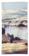 Another Flathead River Image Beach Towel