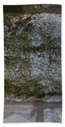 Another Mossy Brick In The Wall Beach Towel