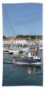 Anstruther Away Fishing Beach Towel
