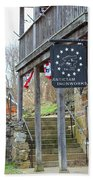 Antietam Ironworks Beach Towel