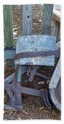 Antique Planter Beach Towel