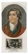 Antoine-laurent Lavoisier, French Beach Towel
