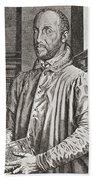 Antoine Perrenot De Granvelle, 1517 To Beach Towel