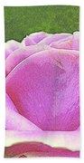 Aphrodite's Rose Beach Towel