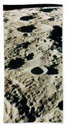 Apollo 15: Moon, 1971 Beach Towel