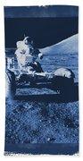 Apollo 17 Lunar Rover - Nasa Beach Towel
