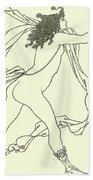 Apollo Pursuing Daphne Beach Towel