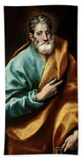 Apostle Saint Peter Beach Towel