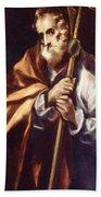 Apostle St Thaddeus Jude Beach Towel