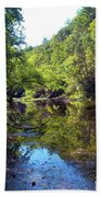 Appalachian Mirror II Beach Towel