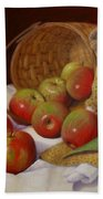 Apple Annie Beach Towel