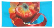 Apple Twist Beach Towel