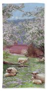 Appleblossom Beach Towel
