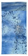 Aqua Art Cube Beach Towel
