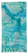 Aqua Dream Beach Towel