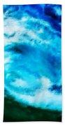 Aquatini Beach Towel