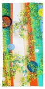 Arabesque  Beach Towel