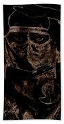 Arabian Face 0901 Beach Towel