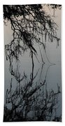 Arbor Reflections Beach Towel