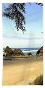 Arcadia Beach Beach Towel