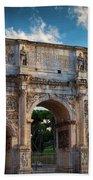 Arch Of Constantine Beach Towel