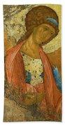 Archangel Michael Beach Towel