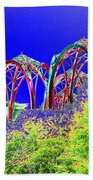 Arches 6 Beach Towel