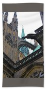 Arches And Spires Beach Towel