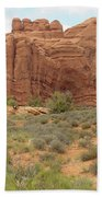Arches Formation 31 Beach Towel