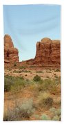 Arches Formation 33 Beach Towel