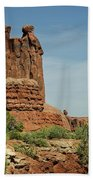 Arches National Park 3 Beach Towel