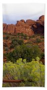Arches Park 1 Beach Towel