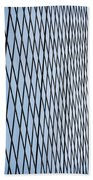 Architectural Abstract - 4 Beach Towel