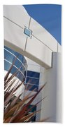 Architectural Detail One Beach Towel