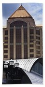 Architectural Differences Roanoke Virginia Beach Towel