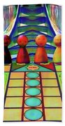 Are You Game Beach Towel