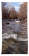 Arizona Creek Beach Towel