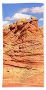 Arizona Desert Dreamscape Beach Towel