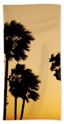 Arizona Dust Storm Beach Towel