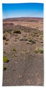 Arizona's Painted Desert #2 Beach Towel