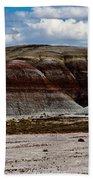 Arizona's Painted Desert #3 Beach Towel
